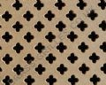 10mm Club Decorative Screening Panel Unfinished MDF Grille 1830mm x 610mm x 4mm